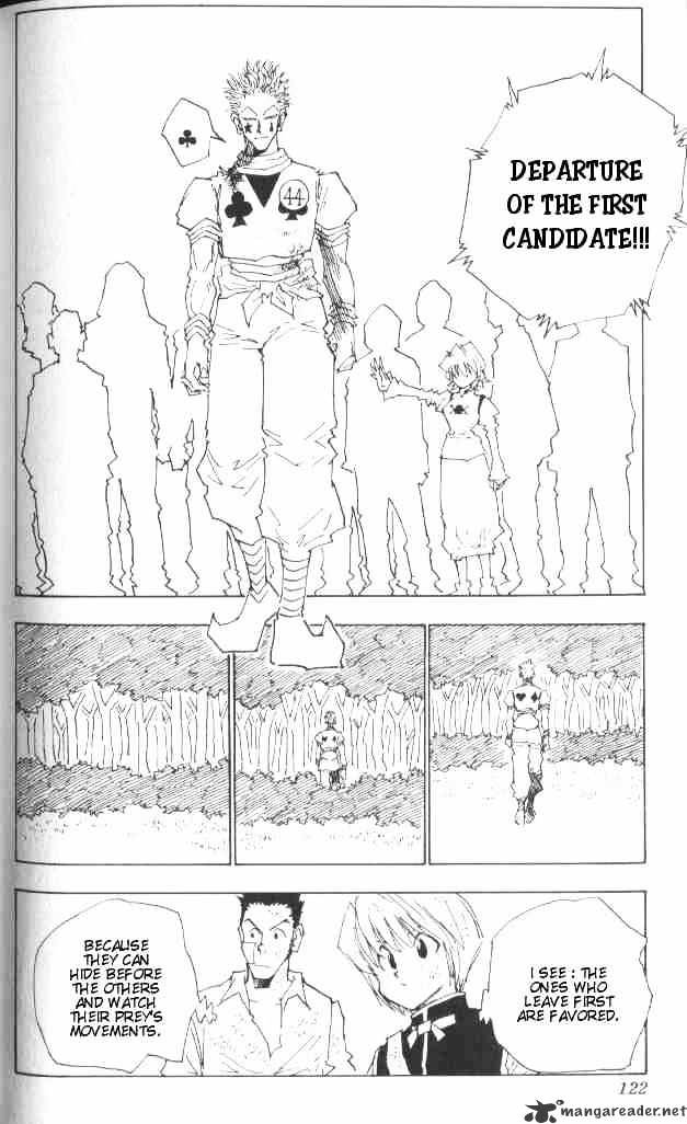 Hunter X Hunter Chapter 23  Online Free Manga Read Image 16