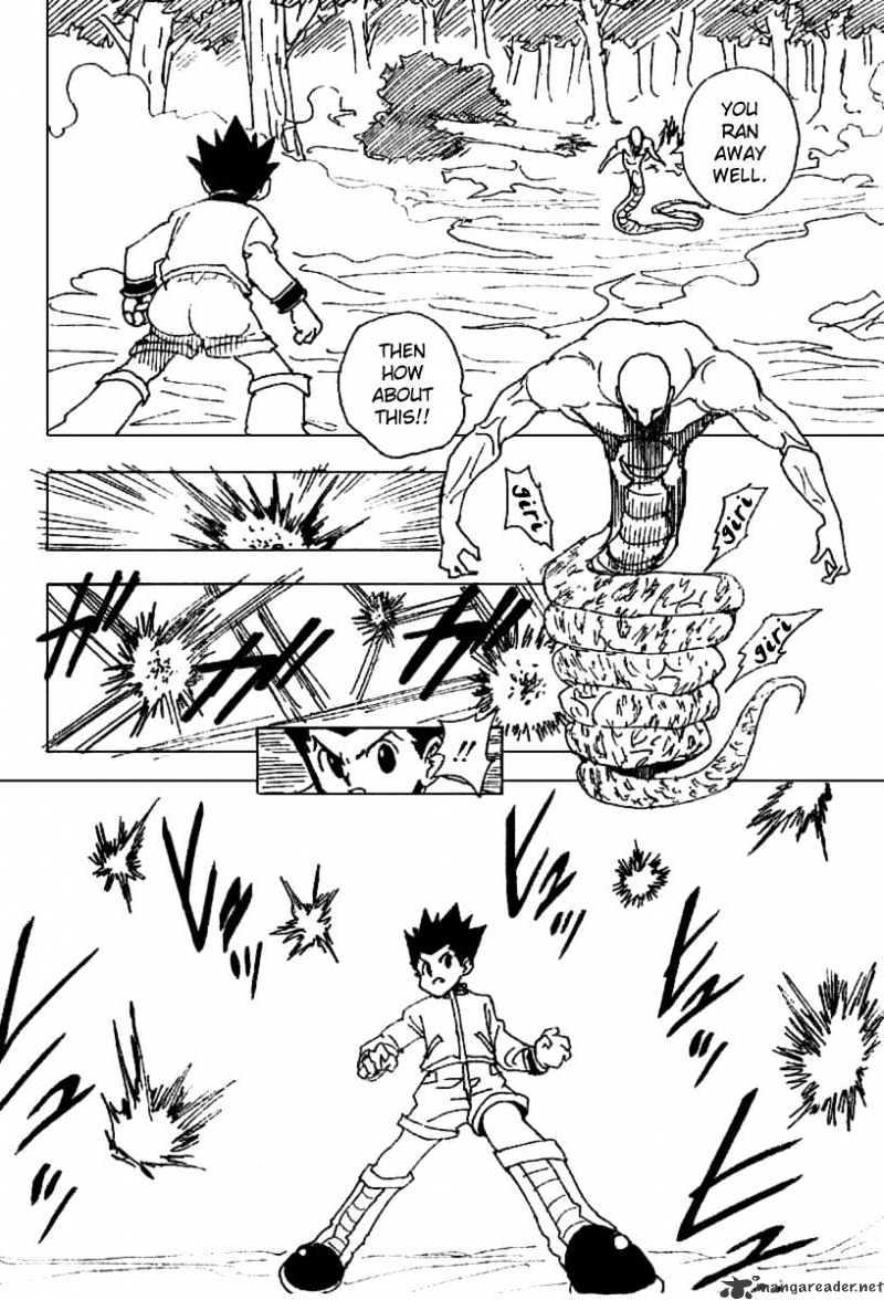 Hunter X Hunter Chapter 231  Online Free Manga Read Image 10