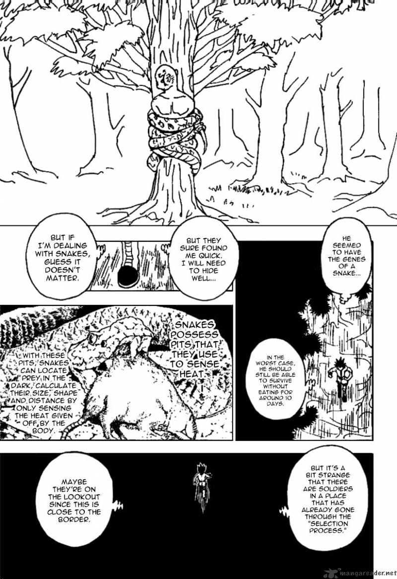 Hunter X Hunter Chapter 231  Online Free Manga Read Image 13