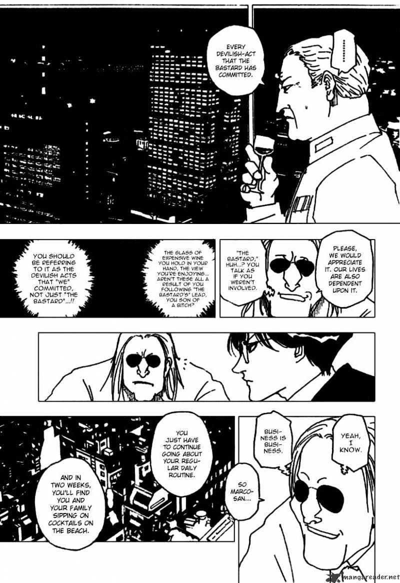 Hunter X Hunter Chapter 231  Online Free Manga Read Image 5