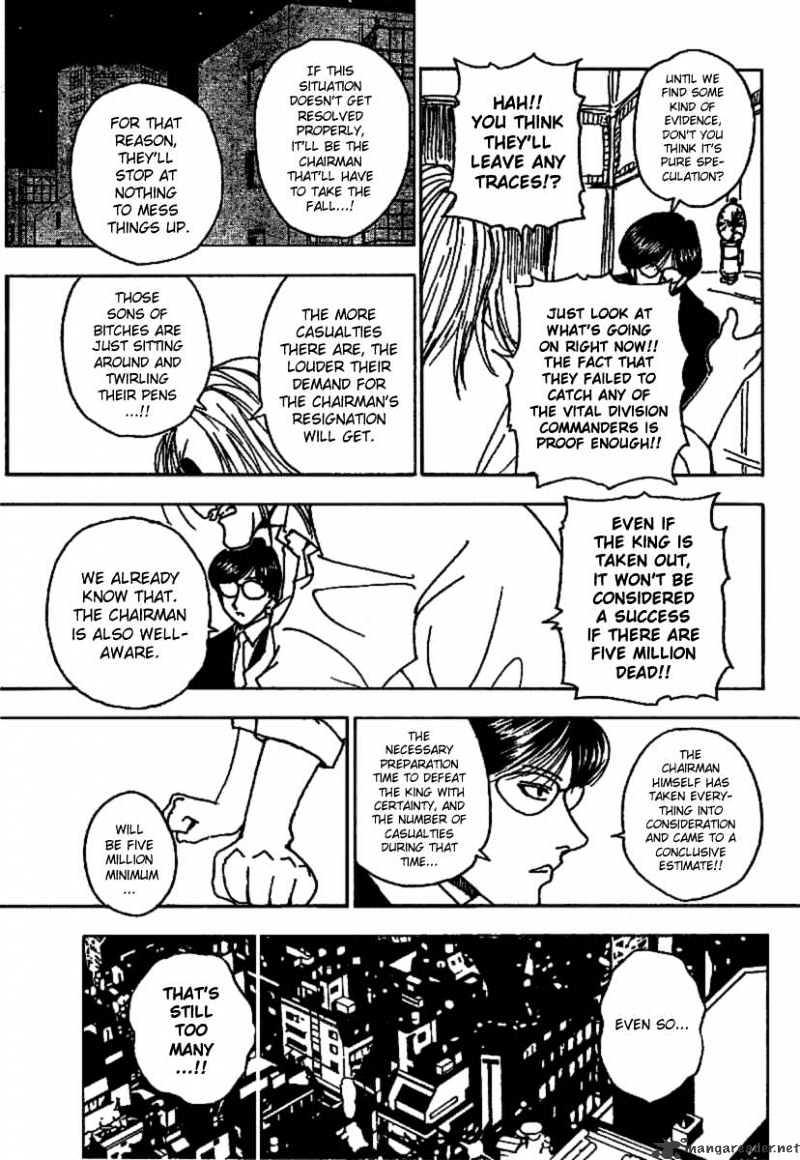 Hunter X Hunter Chapter 234  Online Free Manga Read Image 11