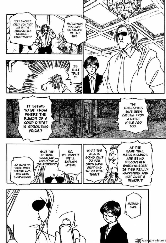 Hunter X Hunter Chapter 234  Online Free Manga Read Image 12