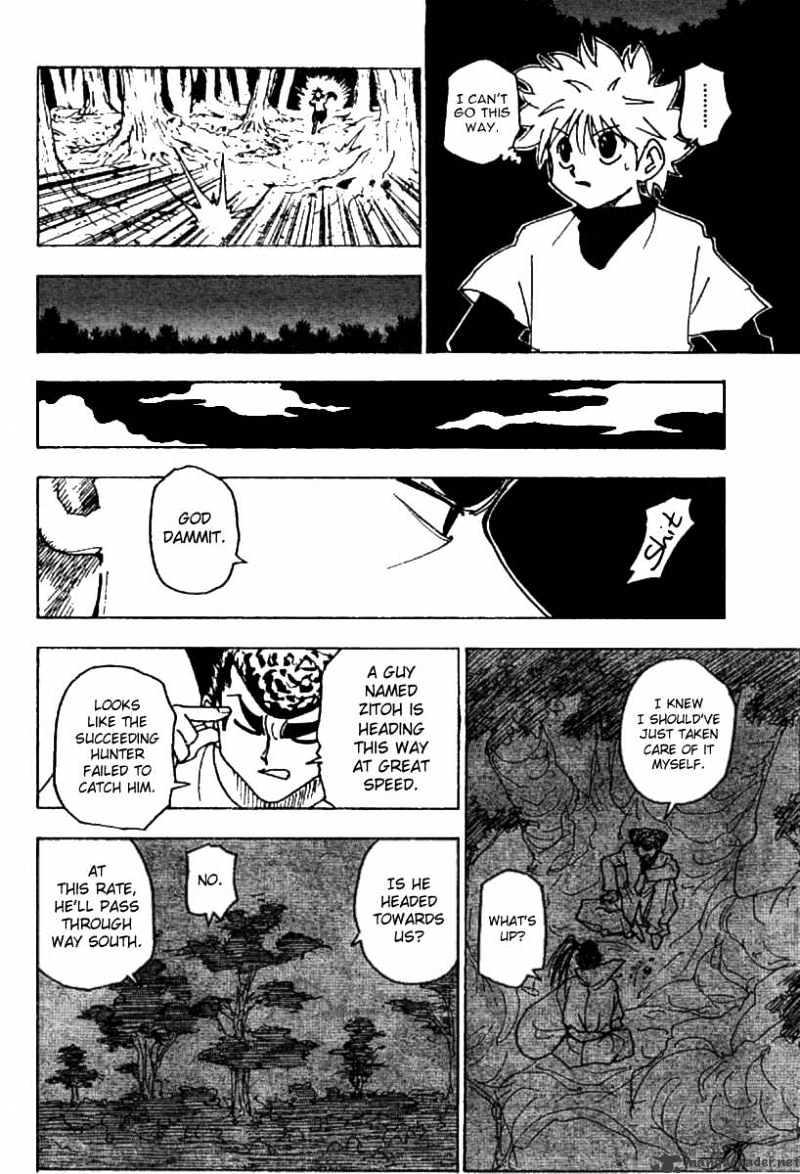 Hunter X Hunter Chapter 234  Online Free Manga Read Image 6