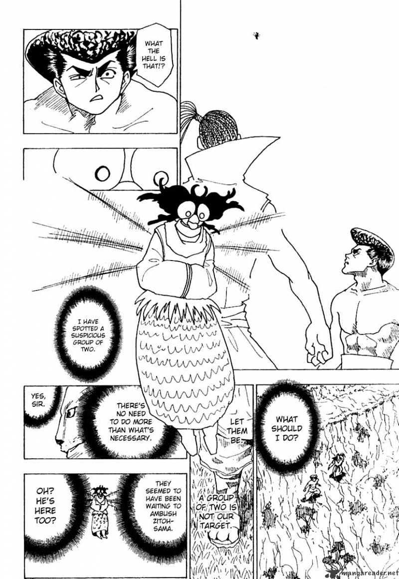 Hunter X Hunter Chapter 235  Online Free Manga Read Image 4