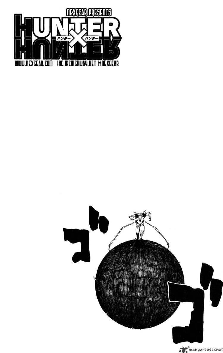 Hunter X Hunter Chapter 236  Online Free Manga Read Image 16