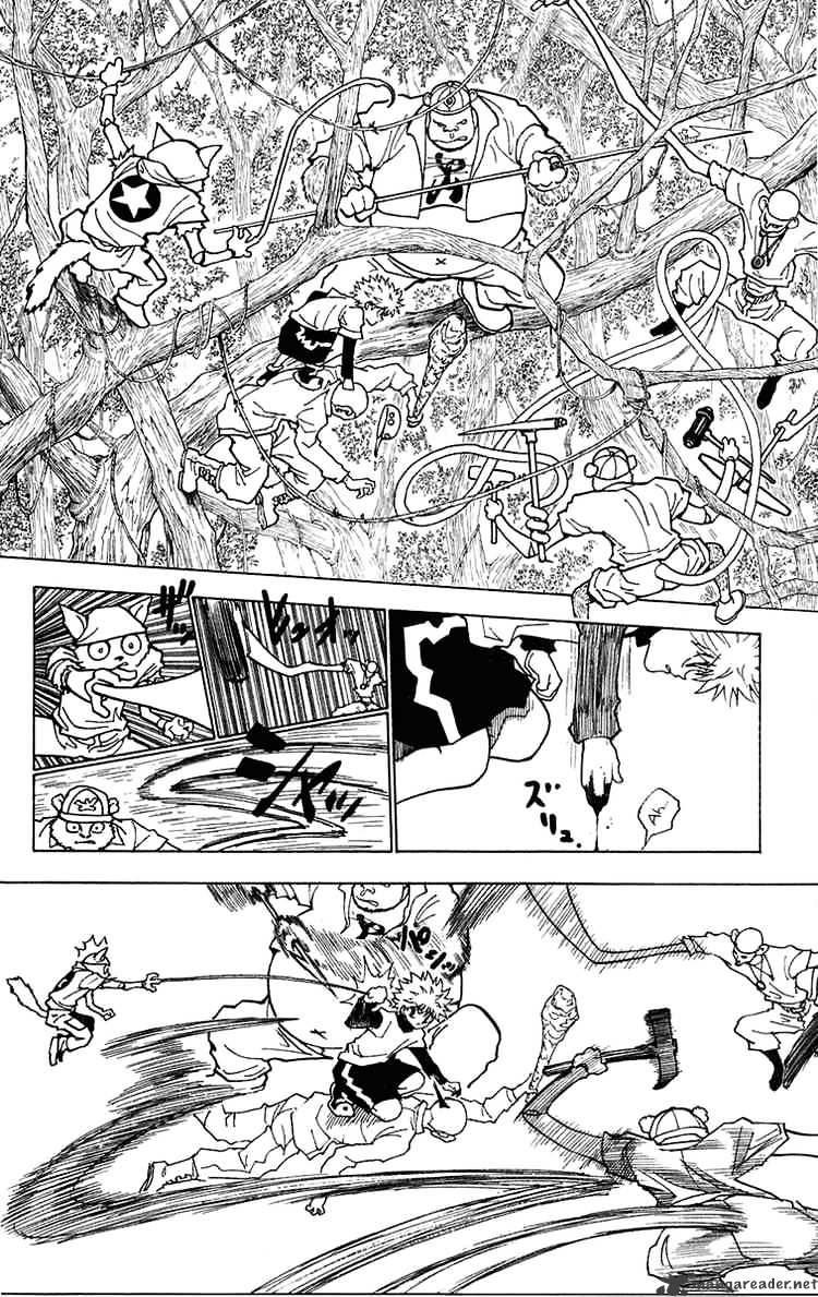 Hunter X Hunter Chapter 236  Online Free Manga Read Image 4