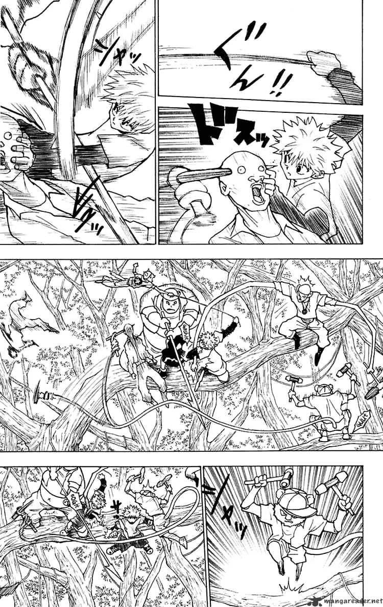 Hunter X Hunter Chapter 236  Online Free Manga Read Image 5