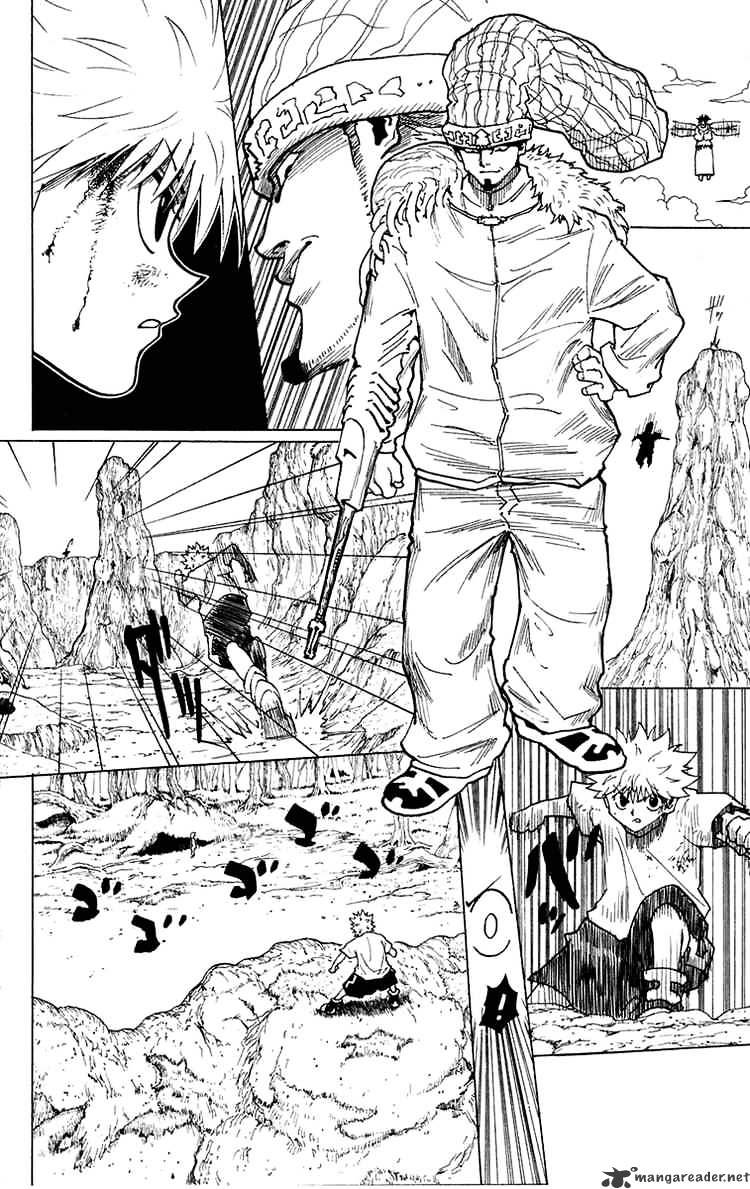 Hunter X Hunter Chapter 237  Online Free Manga Read Image 11