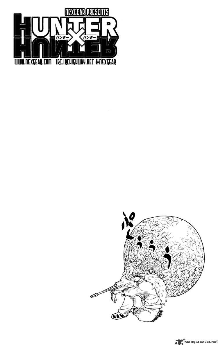 Hunter X Hunter Chapter 237  Online Free Manga Read Image 15