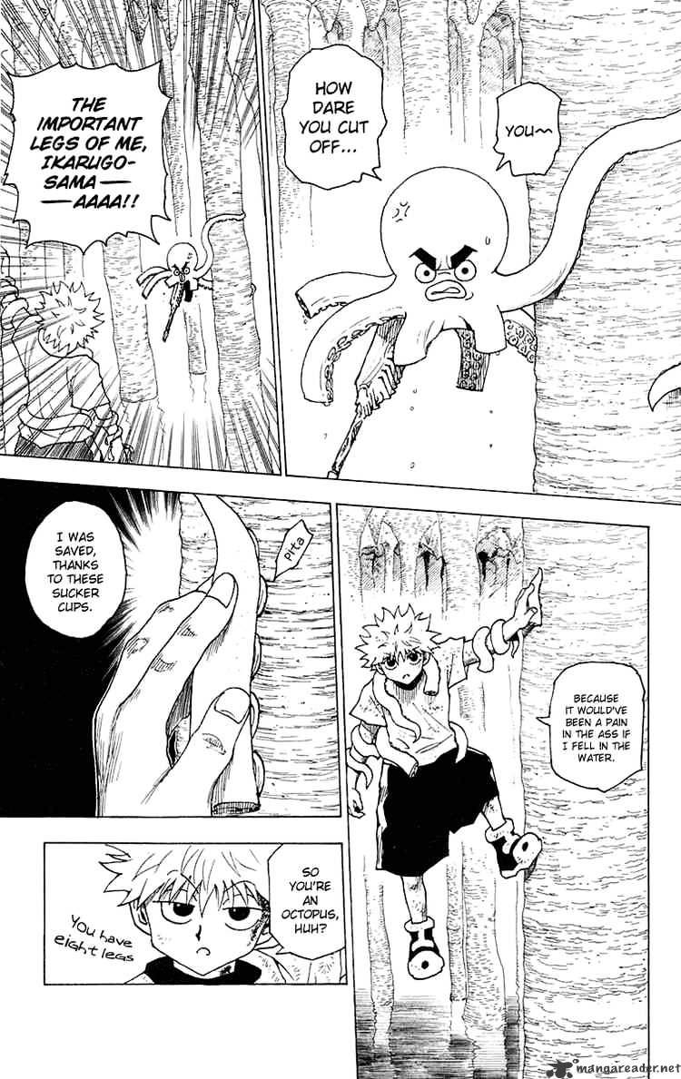 Hunter X Hunter Chapter 238  Online Free Manga Read Image 3