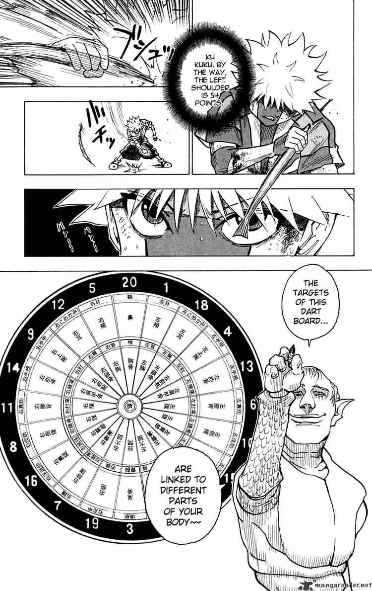 Hunter X Hunter Chapter 239  Online Free Manga Read Image 11