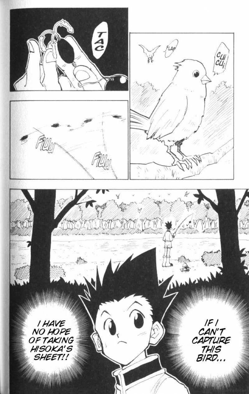 Hunter X Hunter Chapter 24  Online Free Manga Read Image 15