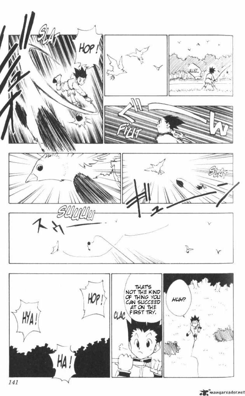 Hunter X Hunter Chapter 24  Online Free Manga Read Image 16