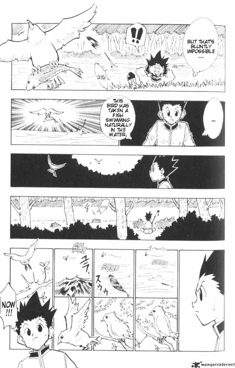 Hunter X Hunter Chapter 24  Online Free Manga Read Image 18