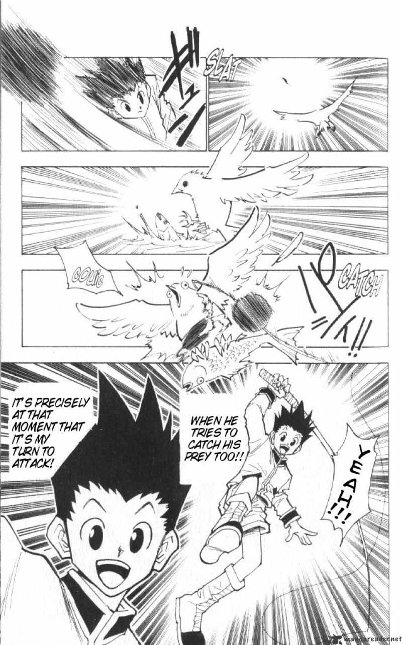 Hunter X Hunter Chapter 24  Online Free Manga Read Image 20