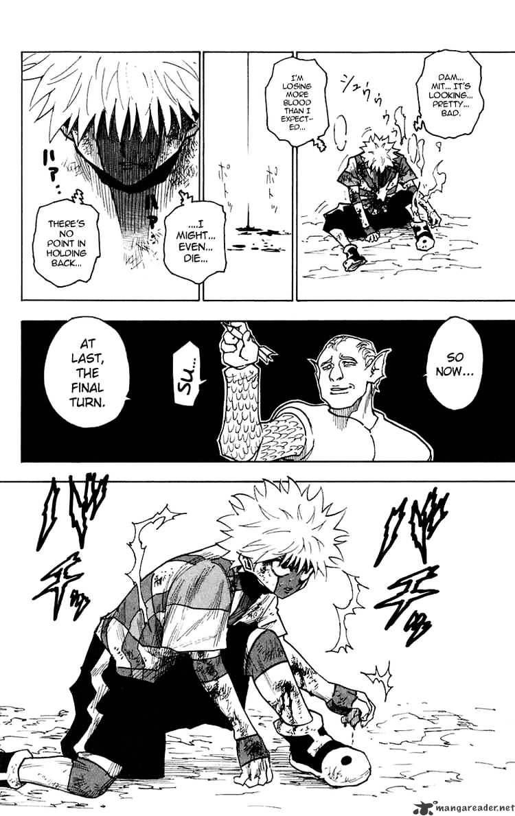 Hunter X Hunter Chapter 240  Online Free Manga Read Image 4