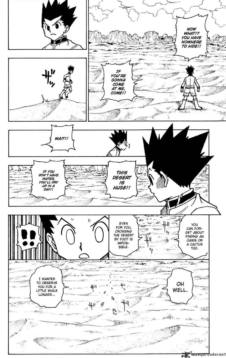 Hunter X Hunter Chapter 241  Online Free Manga Read Image 12