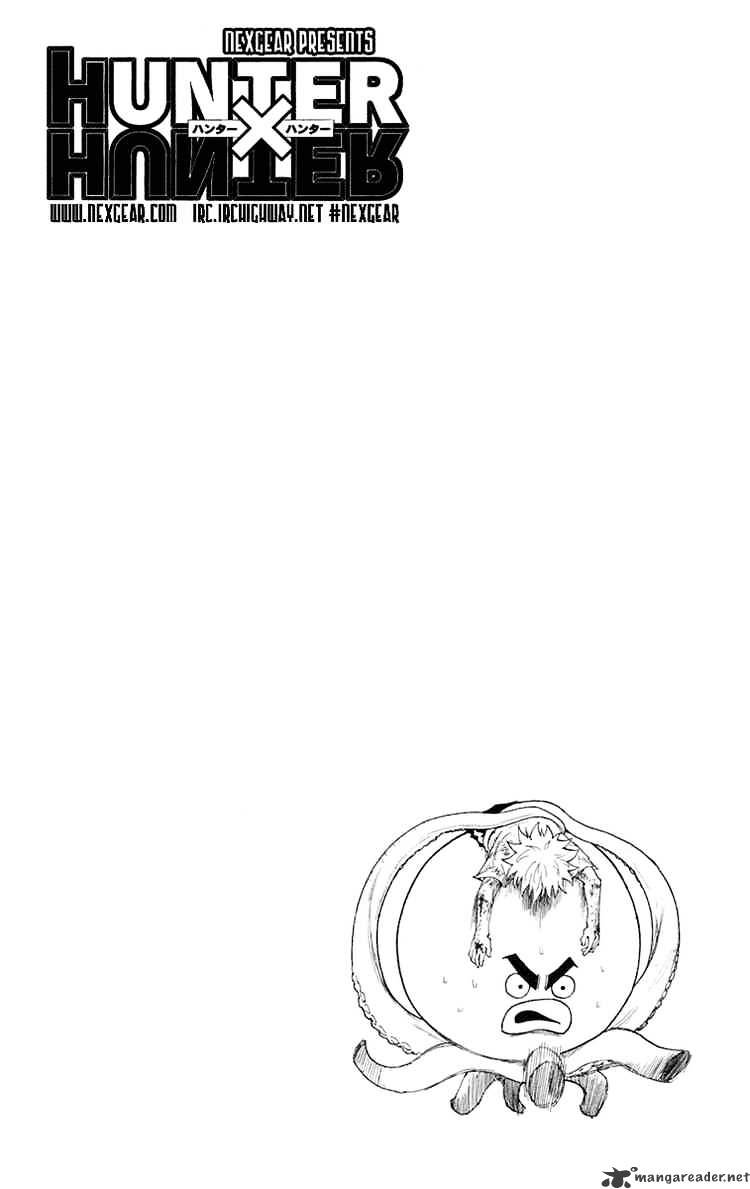 Hunter X Hunter Chapter 241  Online Free Manga Read Image 16
