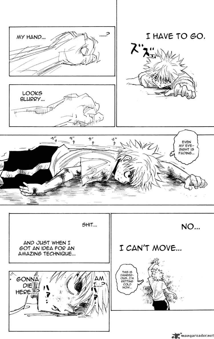 Hunter X Hunter Chapter 241  Online Free Manga Read Image 4