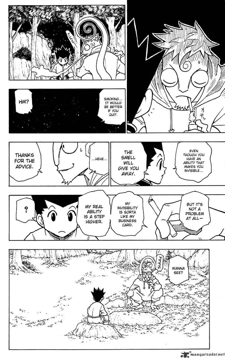 Hunter X Hunter Chapter 242  Online Free Manga Read Image 4