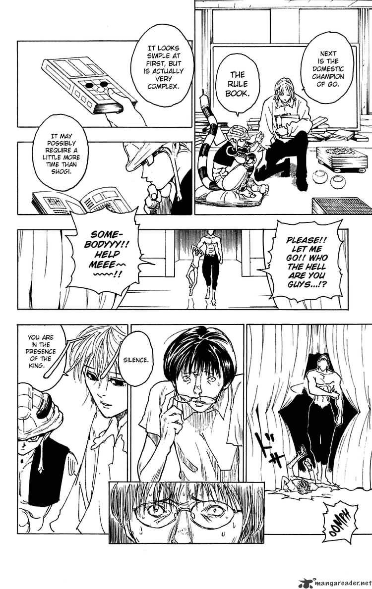 Hunter X Hunter Chapter 243  Online Free Manga Read Image 14