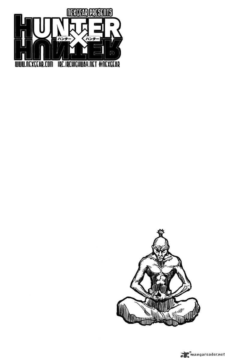 Hunter X Hunter Chapter 243  Online Free Manga Read Image 16