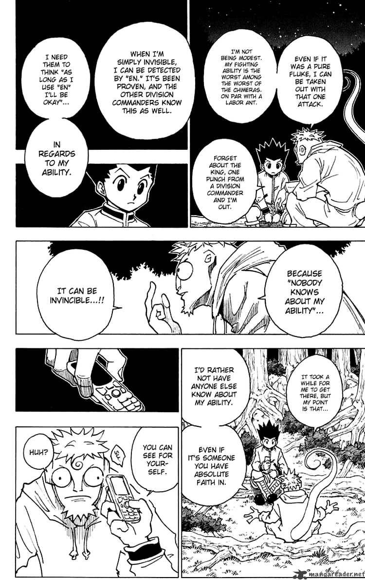 Hunter X Hunter Chapter 243  Online Free Manga Read Image 6