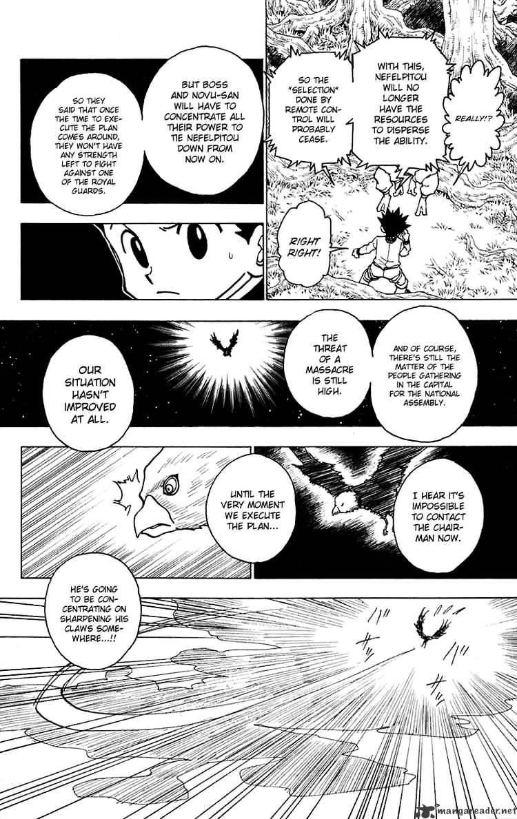 Hunter X Hunter Chapter 243  Online Free Manga Read Image 8