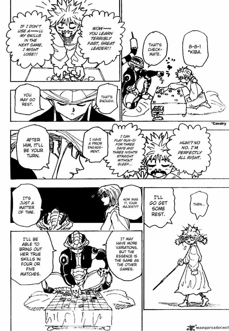 Hunter X Hunter Chapter 244  Online Free Manga Read Image 10