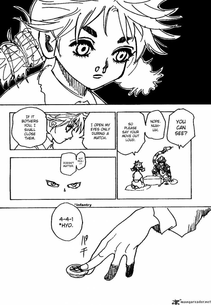Hunter X Hunter Chapter 244  Online Free Manga Read Image 6