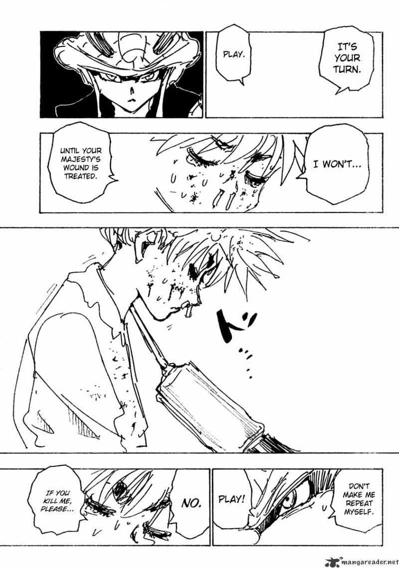 Hunter X Hunter Chapter 249  Online Free Manga Read Image 11