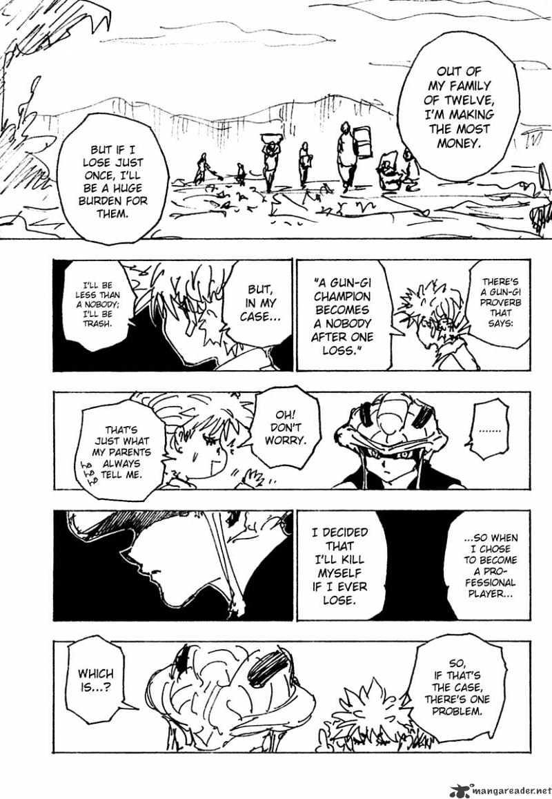 Hunter X Hunter Chapter 249  Online Free Manga Read Image 5