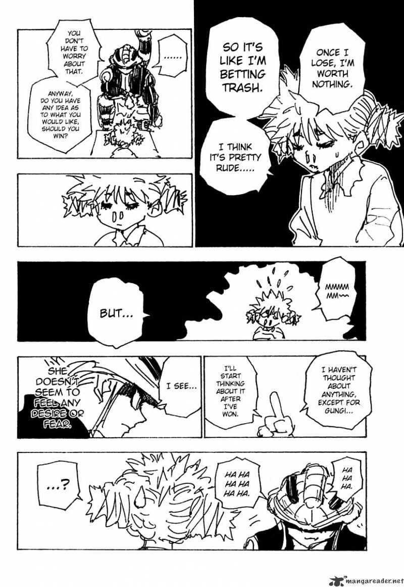 Hunter X Hunter Chapter 249  Online Free Manga Read Image 6