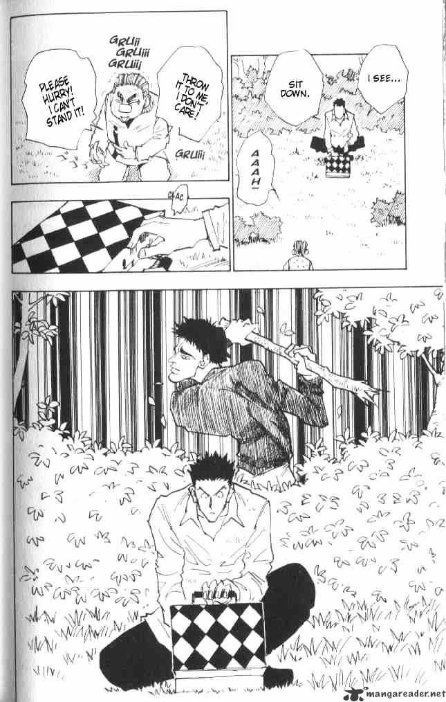 Hunter X Hunter Chapter 25  Online Free Manga Read Image 15