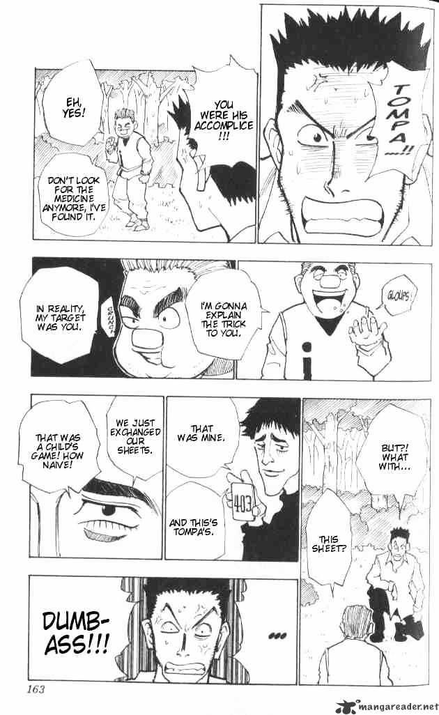 Hunter X Hunter Chapter 25  Online Free Manga Read Image 18