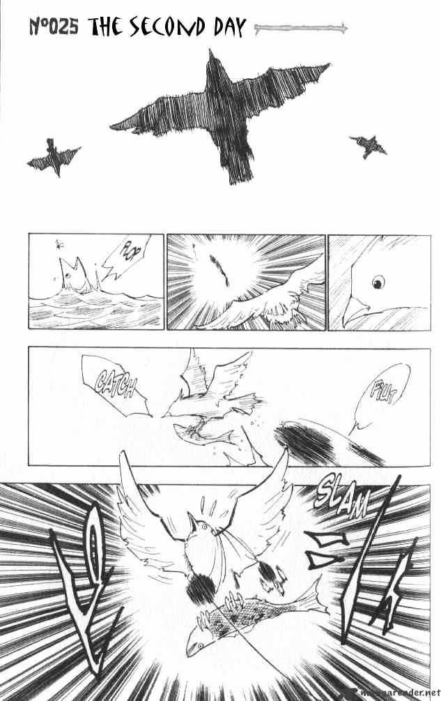 Hunter X Hunter Chapter 25  Online Free Manga Read Image 2