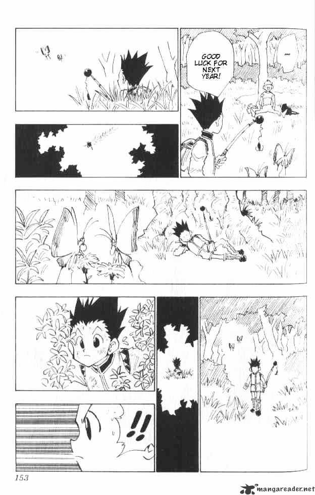Hunter X Hunter Chapter 25  Online Free Manga Read Image 8