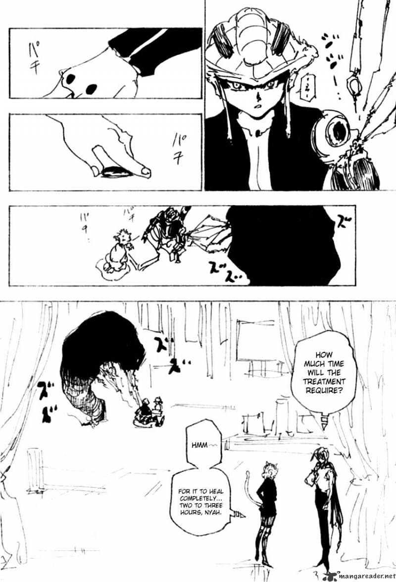 Hunter X Hunter Chapter 250  Online Free Manga Read Image 2