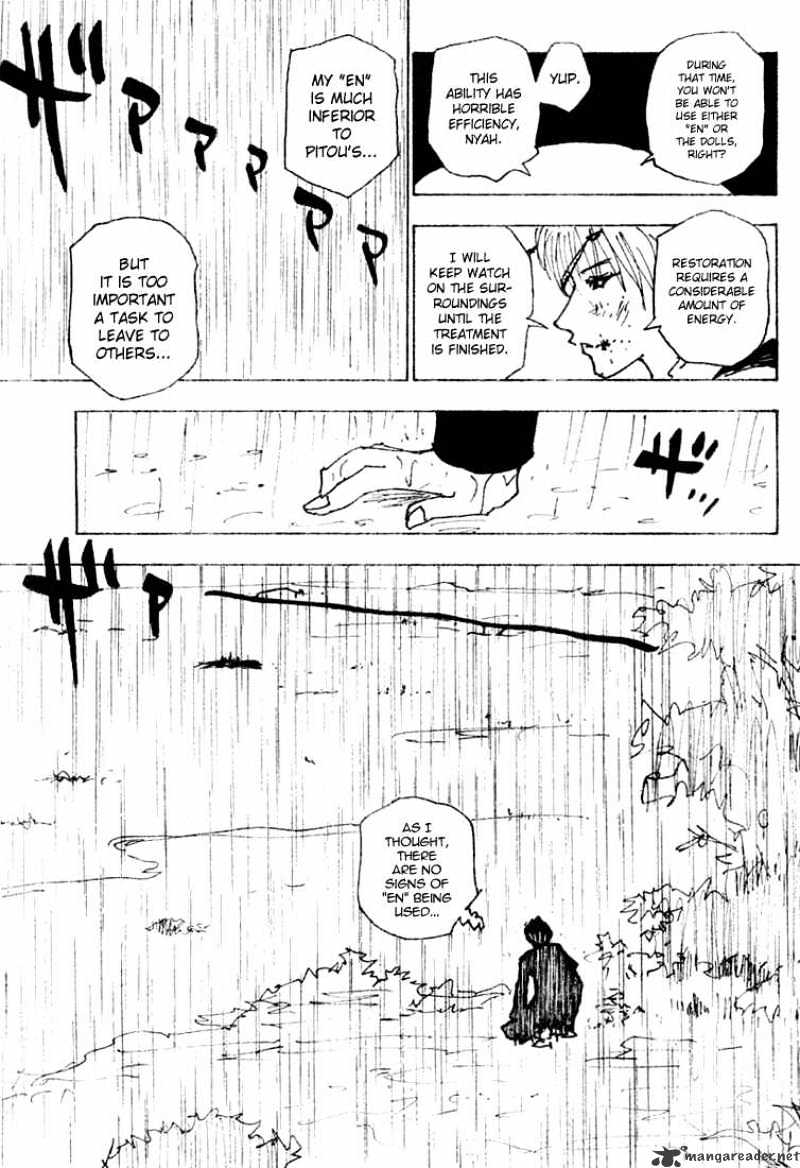Hunter X Hunter Chapter 250  Online Free Manga Read Image 3