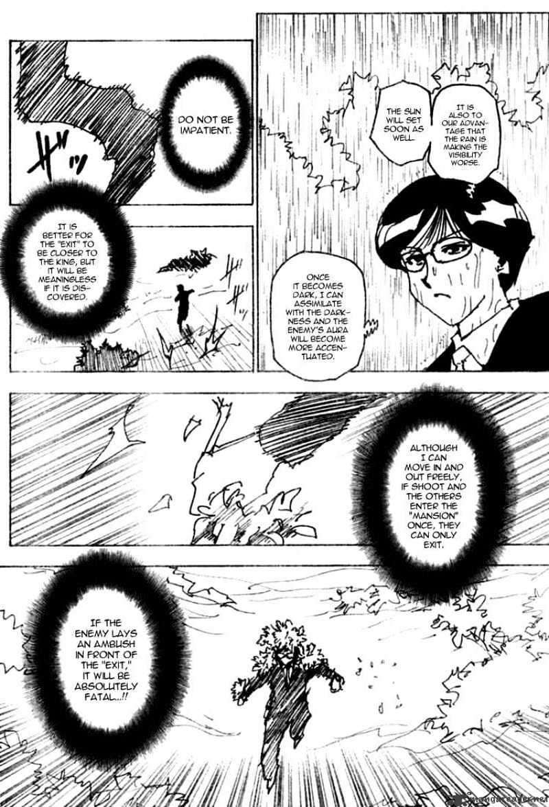 Hunter X Hunter Chapter 250  Online Free Manga Read Image 4