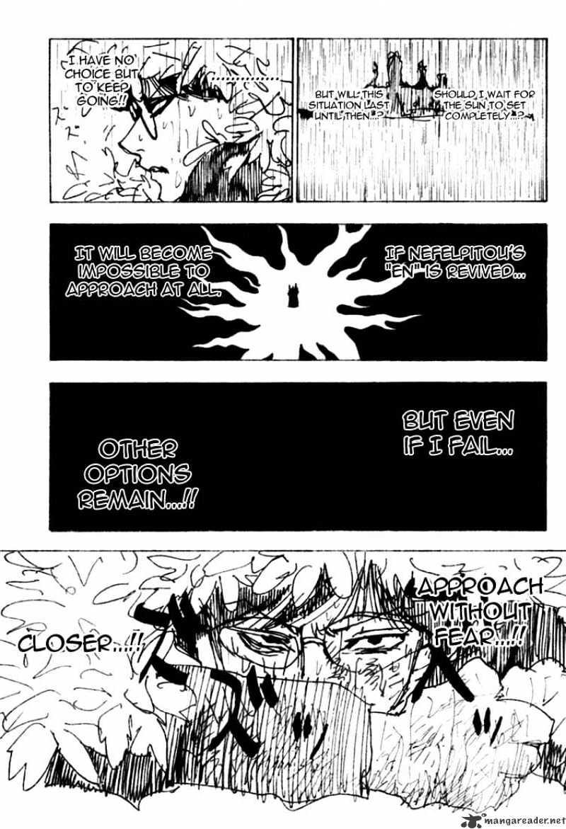 Hunter X Hunter Chapter 250  Online Free Manga Read Image 7
