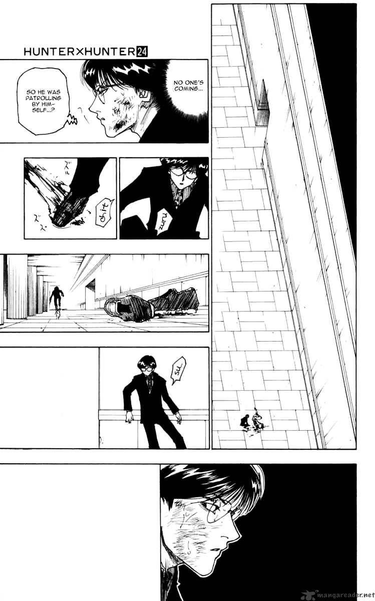 Hunter X Hunter Chapter 251  Online Free Manga Read Image 11