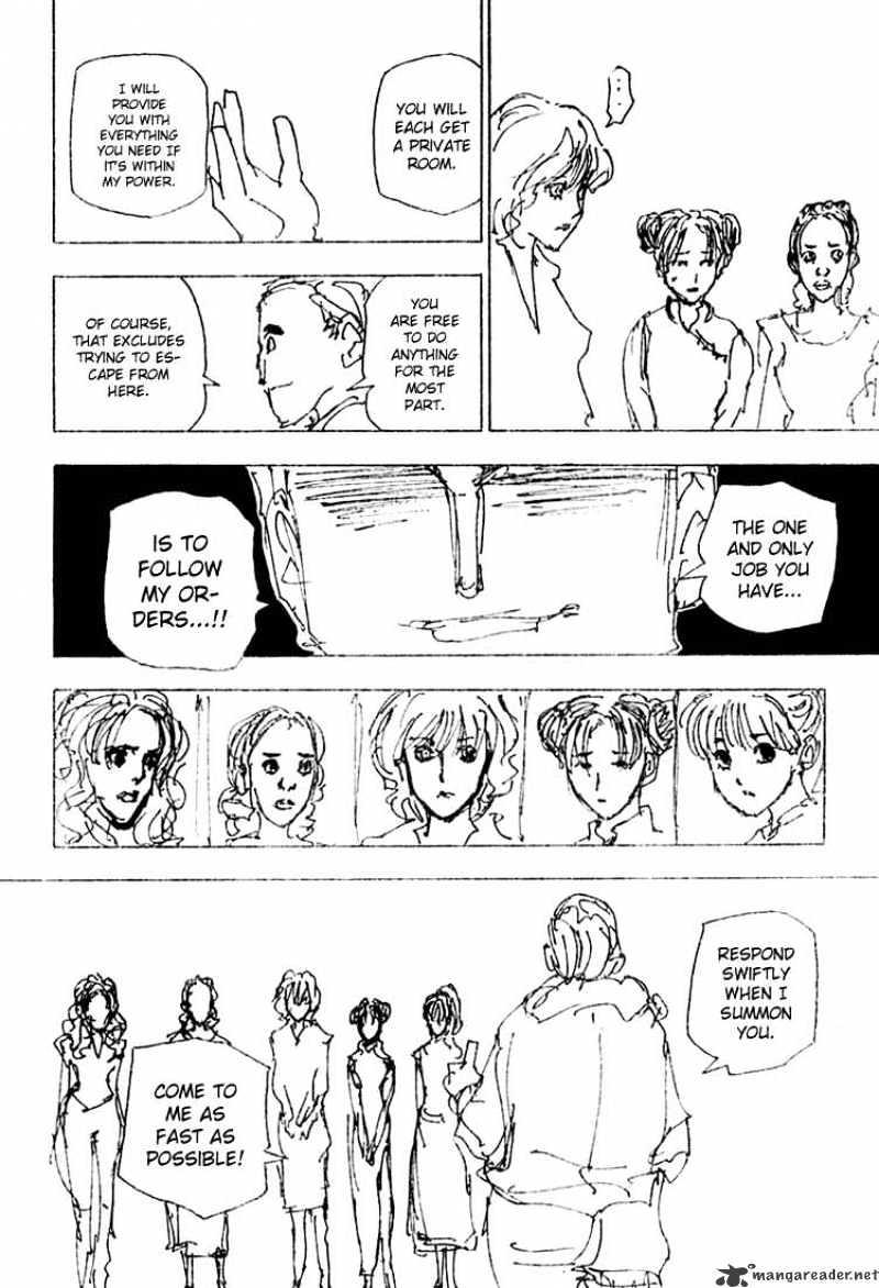 Hunter X Hunter Chapter 252  Online Free Manga Read Image 12