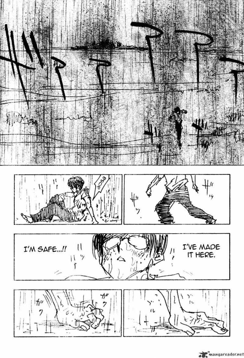 Hunter X Hunter Chapter 252  Online Free Manga Read Image 3