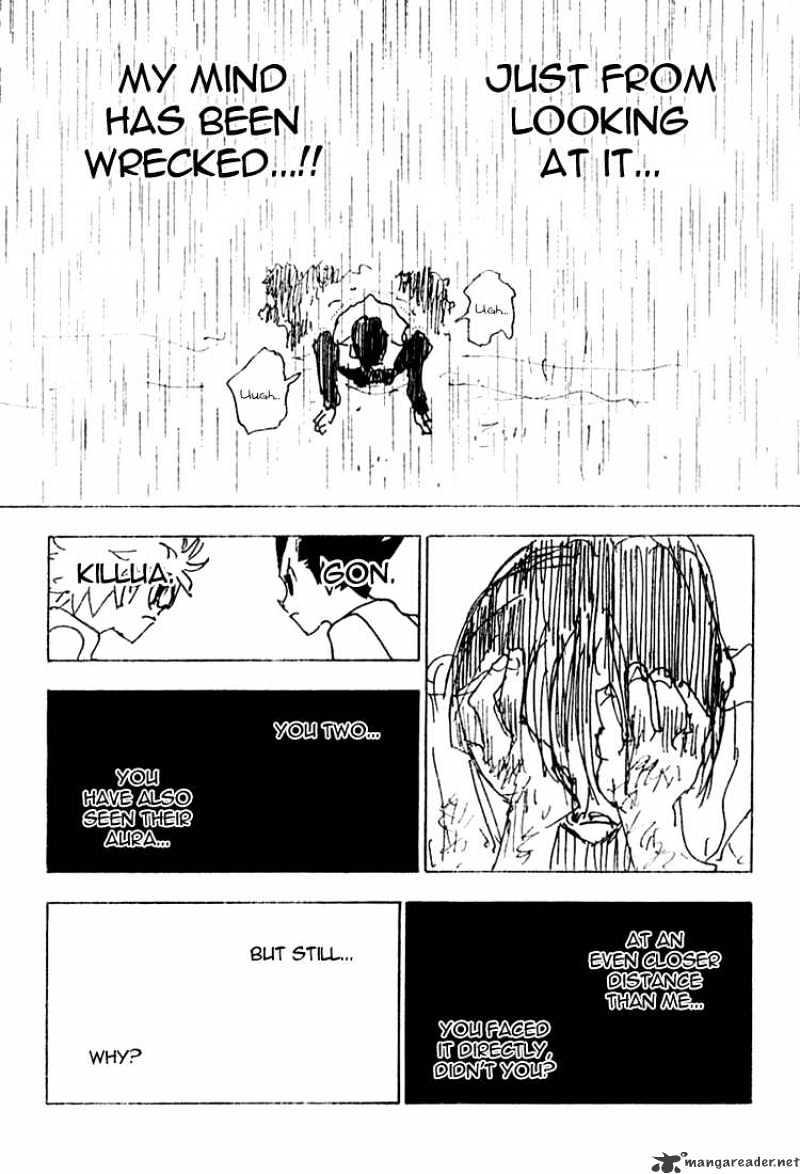 Hunter X Hunter Chapter 252  Online Free Manga Read Image 5