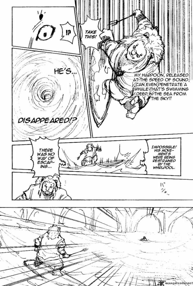 Hunter X Hunter Chapter 253  Online Free Manga Read Image 14
