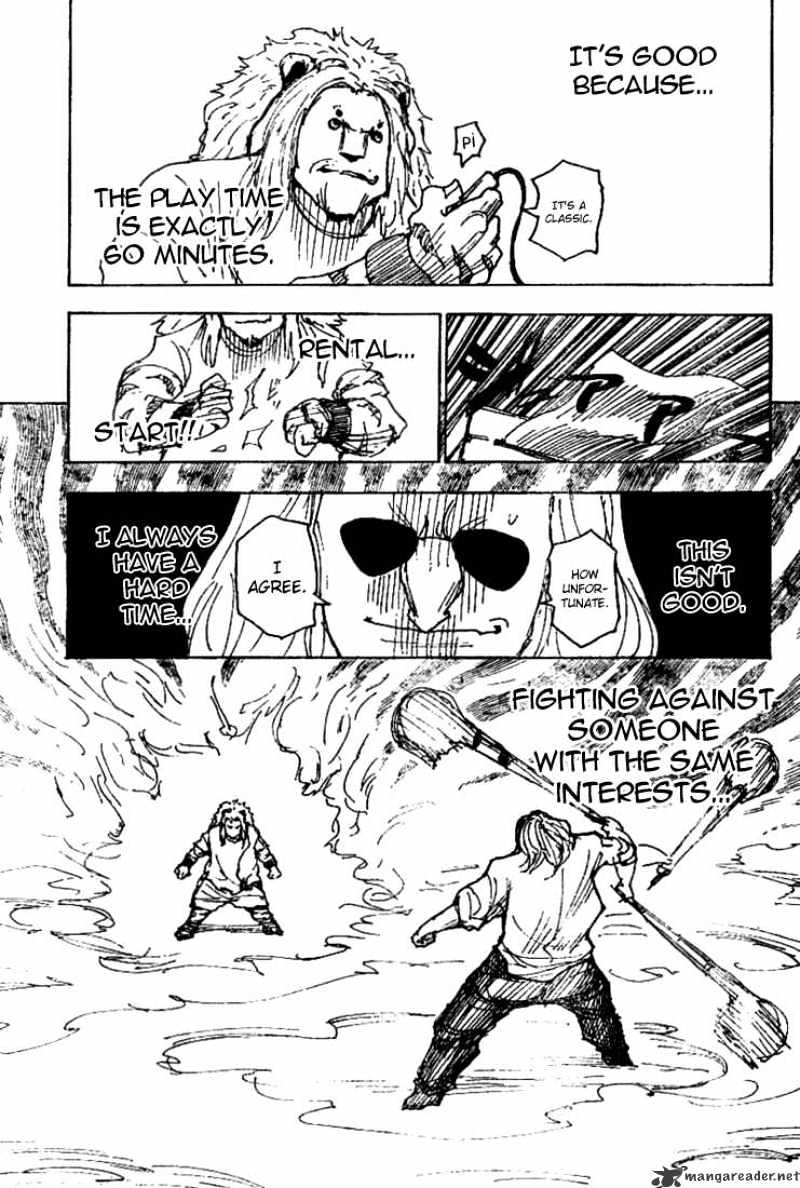 Hunter X Hunter Chapter 253  Online Free Manga Read Image 5