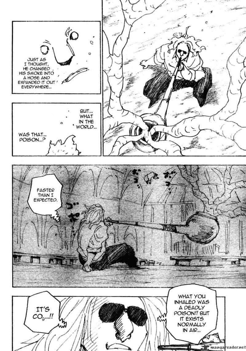 Hunter X Hunter Chapter 254  Online Free Manga Read Image 12