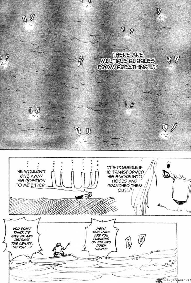 Hunter X Hunter Chapter 254  Online Free Manga Read Image 8