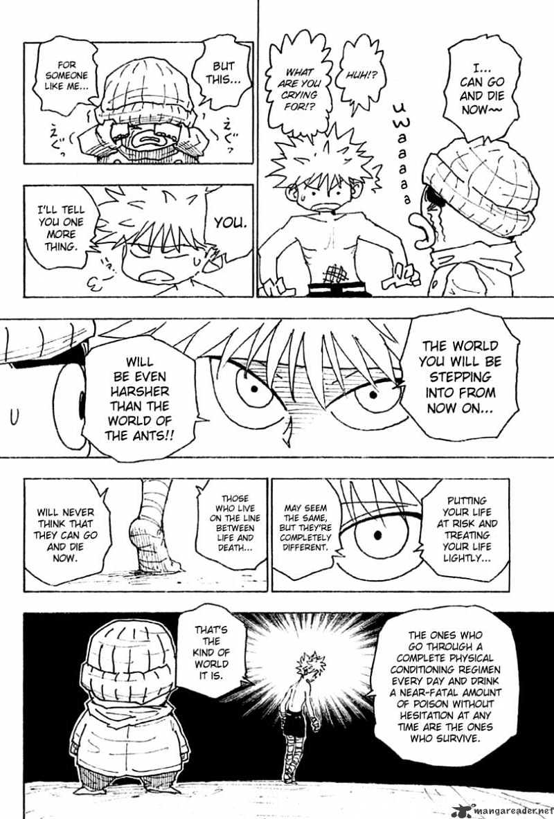 Hunter X Hunter Chapter 255  Online Free Manga Read Image 14